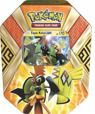Island Guardians Tin Tapu Koko