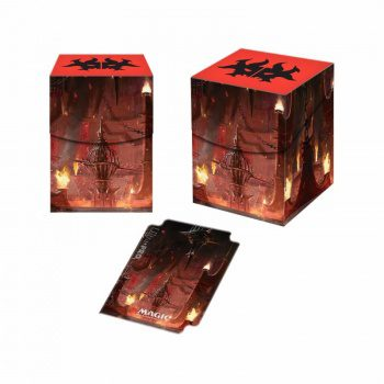 Ultra Pro Deck Box Magic Guilds of Ravnica: Cult of Rakdos 100+