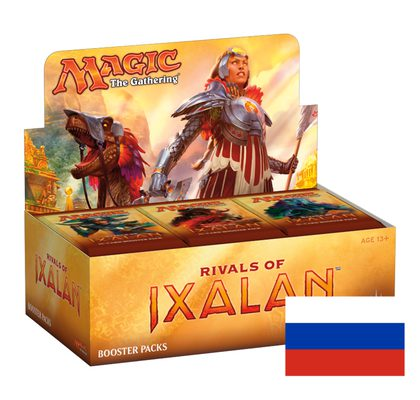 Rivals of Ixalan Booster Display Box (RU)