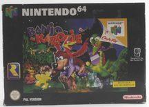 Banjo-Kazooie - N64