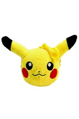 Pokemon Plush Coin Purse Pikachu 10 cm