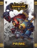 Warmachine Prime Rulebook Mk III