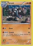 Tyrunt 61/111 Alternate Holo - Black & White Promos