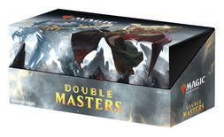 Double Masters Draft Booster Display Box