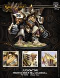 Protectorate of Menoth Judicator Colossal