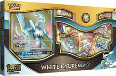 Pokemon Dragon Majesty Special Collection Box: White Kyurem-GX