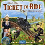 Ticket to Ride Map Collection Vol. 4: Nederland