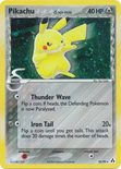 Pikachu (Delta Species) Secret Rare 93/92 - Ex Legend Maker - Muut Kortit