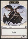 Angel TOKEN 4/4 - Zendikar