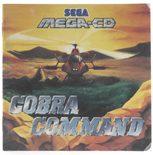 Cobra Command (Mega-CD Manual)