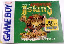 Adventure Island (Manual)