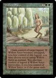 Willow Satyr - Legends