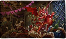 Dragon Shield Play Mat Valentine 2020 Dragon