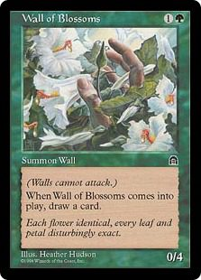Wall of Blossoms - From the Vault: Twenty