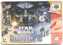 Star Wars: Shadows Of The Empire - N64