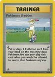 Pokemon Breeder 76/102 - Base Set - Muut Kortit