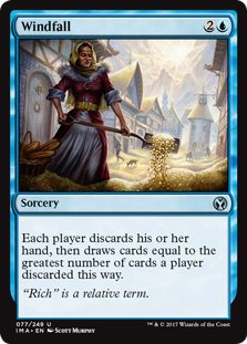 Windfall - Iconic Masters