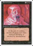 Abomination - Fourth Edition
