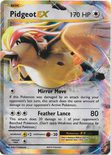 Pidgeot EX 64/108 - X&Y Evolutions