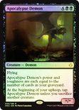 Apocalypse Demon - Hour of Devastation