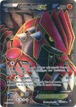 Groudon EX Full Art 106/108 - Black & White 5: Dark Explorers