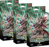 Yu-Gi-Oh Structure Deck: Order of the Spellcasters 3x Bundle