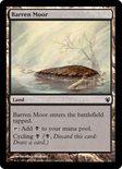 Barren Moor - Izzet vs Golgari