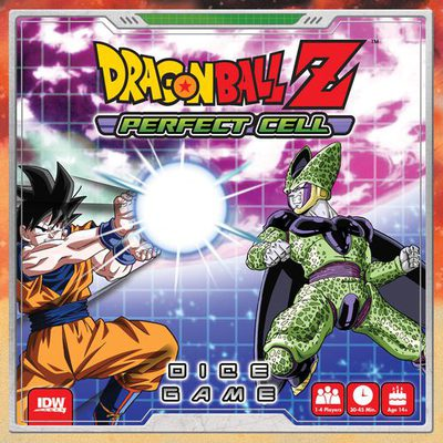 Dragon Ball Z Perfect Cell (PREORDER)