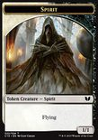 Spirit 1/1 // Zombie 2/2 TOKEN - Commander 2015