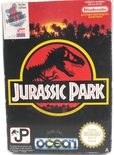 EMPTY BOX - Jurassic Park (manual + box only, no game!)