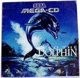 Ecco The Dolphin (Mega-CD Manual)