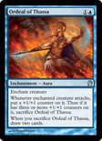 Ordeal of Thassa - Theros