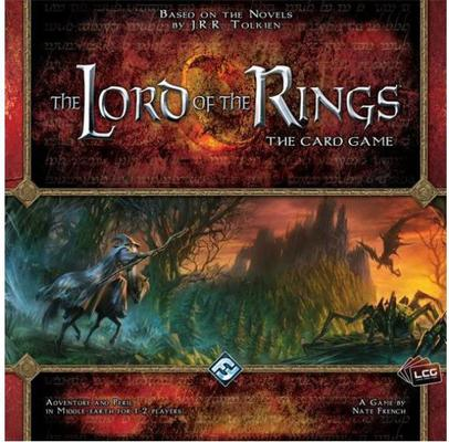 Lord of the Rings The Card Game (LCG Core Set)