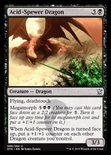 Acid-Spewer Dragon - Dragons of Tarkir