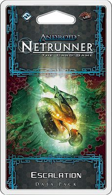Android Netrunner LCG: Escalation Data Pack