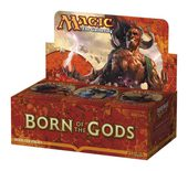 Born of the Gods Booster Display Box