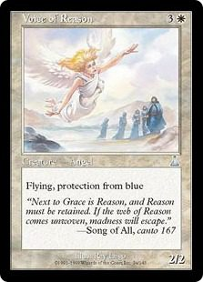 Voice of Reason - Urza's Destiny
