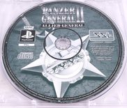Panzer General II Allied General - PS1