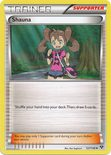 Shauna 127/146 - X&Y (Base Set)