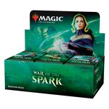 War of the Spark Booster Display Box