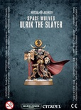 Space Wolves Ulrik the Slayer