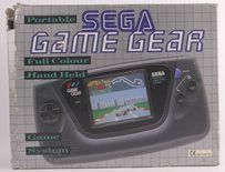 Sega Game Gear Console Including McWill Modification And VGA Output