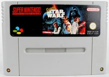 Super Star Wars - SNES