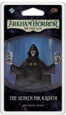 Arkham Horror LCG: The Search for Kadath Mythos Pack