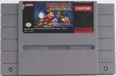 The Magical Quest Starring Mickey Mouse - SNES