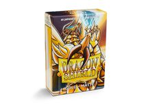 Dragon Shield Small Sleeves Gold Matte (60ct)