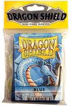 Dragon Shield Small Sleeves, Blue (50pcs)