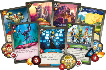 KeyForge: Age of Ascension Two-Player Starter Set