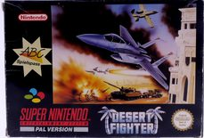 Desert Fighter - SNES