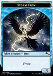 Storm Crow TOKEN 1/2 - Unstable